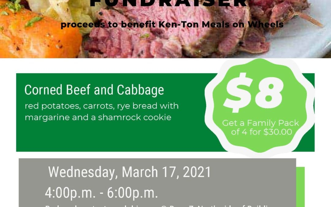 Ken-Ton Meals on Wednesdays!